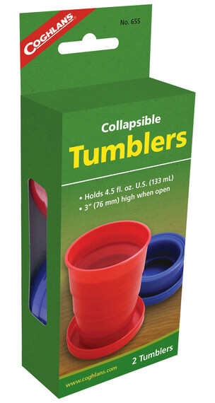 Coghlans gobelets empilable
